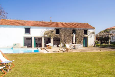 Liiiving in Ofir | Manor Pool House - Braga - 独立屋