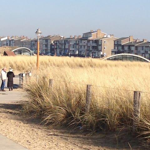 Beautifel room close to the beach - Katwijk aan Zee - Daire