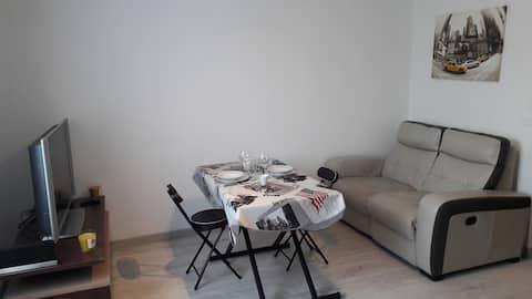 Appartement 2 pièces tout confort Palaiseau