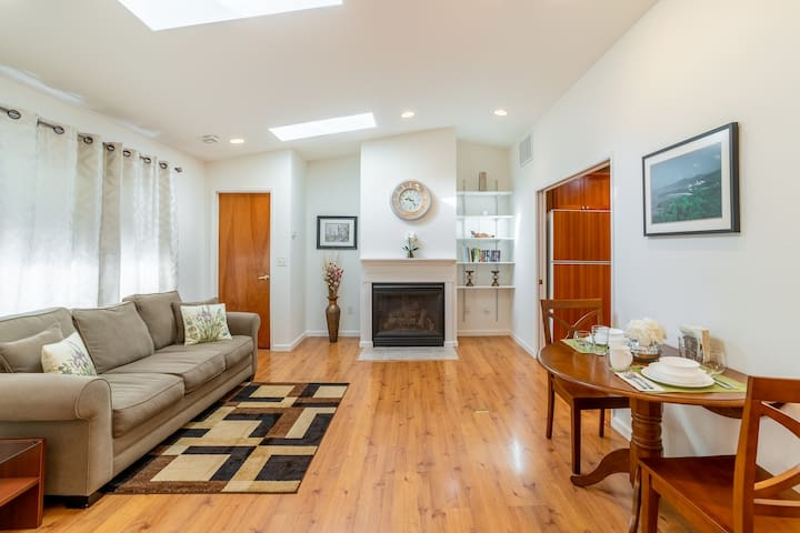Private spacious suite in Mountain View