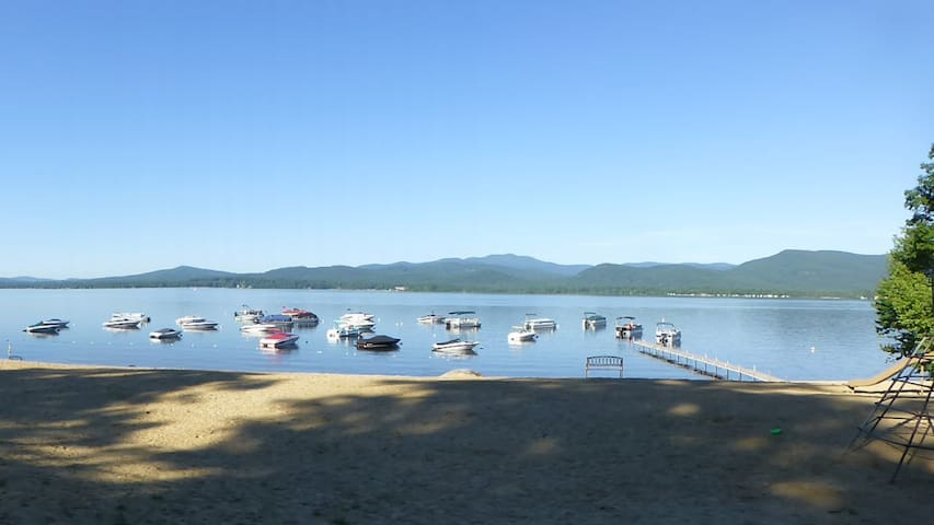 Perfect Family Getaway On Lake Ossipee