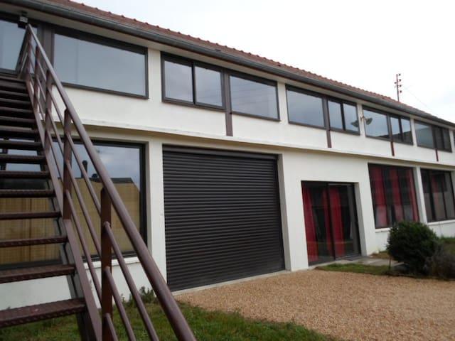LOFT LA FABRIQUE - Romorantin-Lanthenay - Huis