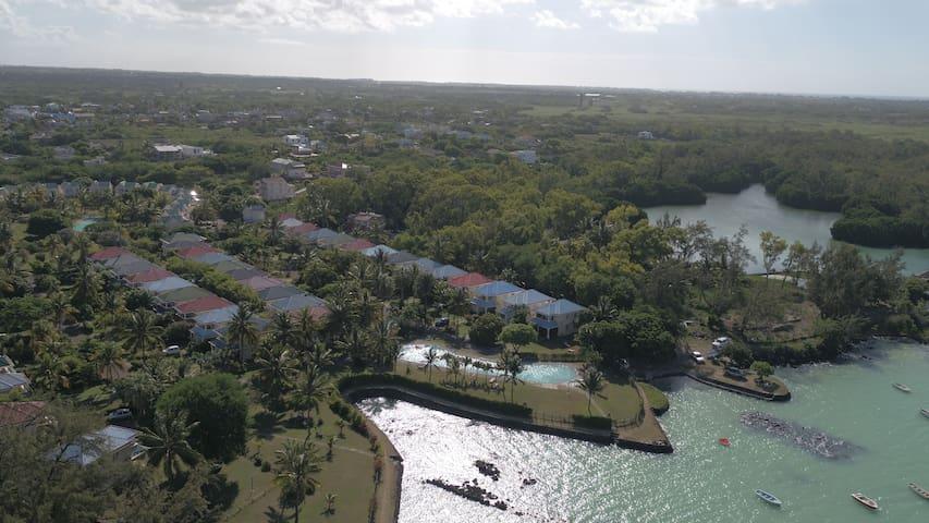 Calodyne Villas Mauritius