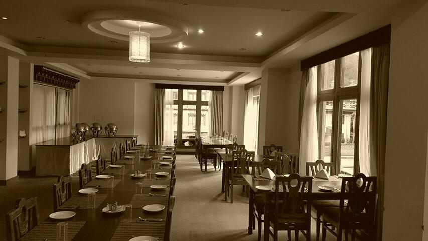 Hotel Dorji- Ling, Paro-Town