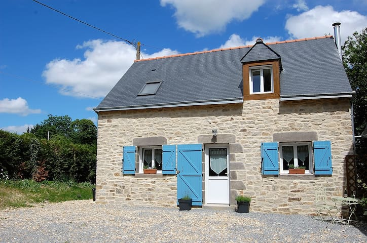 Coet Moru Gites, Lavender Cottage