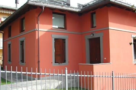 BILOCALE IN VILLETTA CON GIARDINO - Saint-Vincent