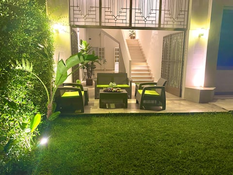 Perfect and chic relaxing house in the heart of sfax