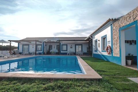 Alentejo's agritourism Modern villa
