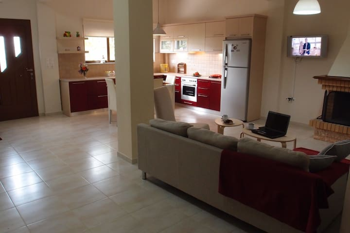 Comfortable house in Kissamos
