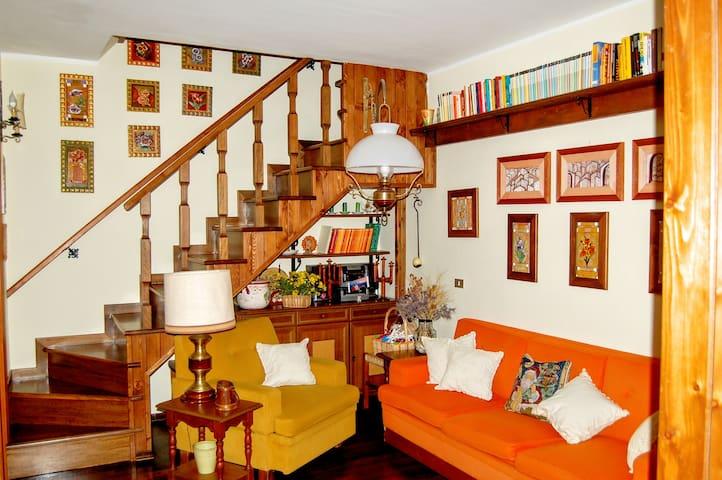 Una casa da sogno a Pescasseroli - Pescasseroli - Apartment