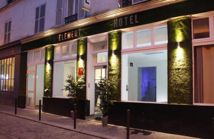 Chambre pour 1 personne - The Element Hotel