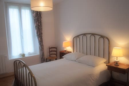 Chambre Sucre d'ange - B&B la Sucrerie - Fontenay - Bed & Breakfast