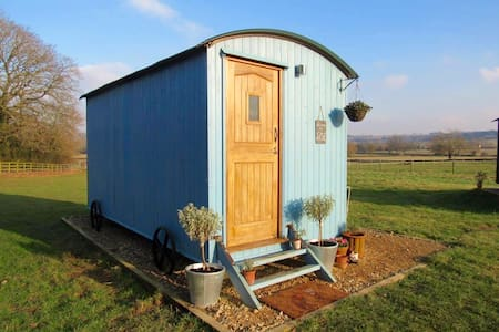 The Shepherd Hut - Elsie - Chastleton