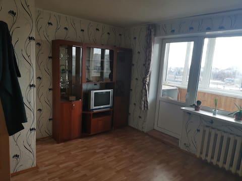 Уютная квартира в спокойном районе