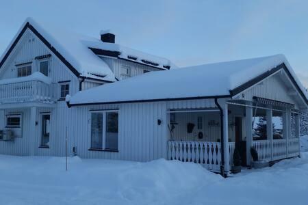 Koselig hus ved Lillehammer - YOG - Lillehammer
