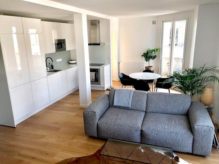 L'appartement de Stéphanie & Antoine