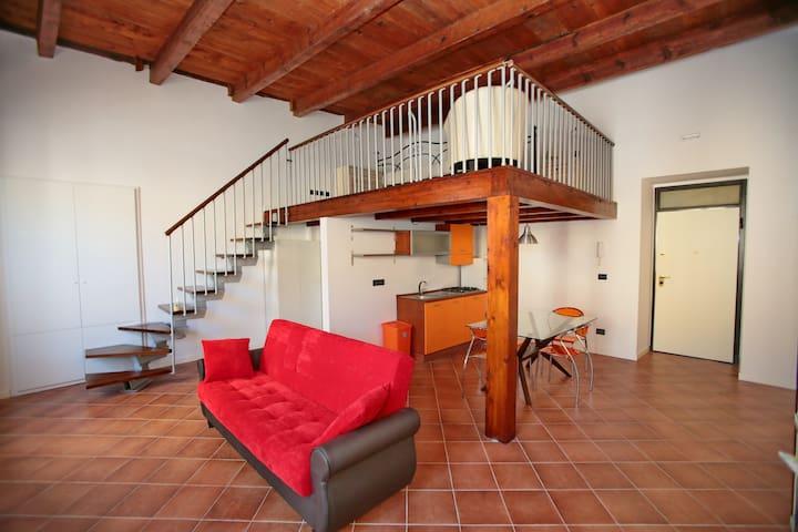 DH Apartment - Crotone - Obsługiwany apartament