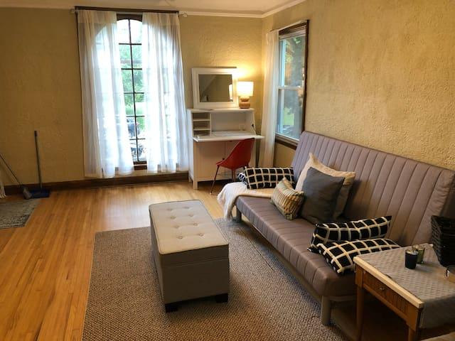 Living Room/Queen Futon