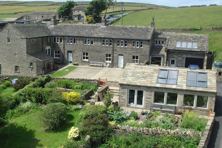Rawdon Hill Farm, Holmfirth (book up to 10people)