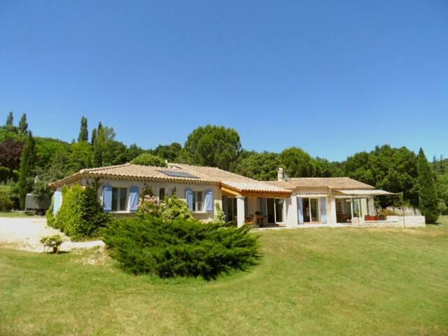 Villa met zwembad in La Garde-Adhémar, Drôme