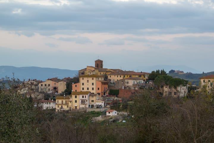 La casa di Paolo  - Sulla via Francigena