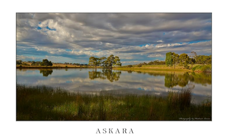 Askara is 'the place to be' and 'feel reborn'!!!