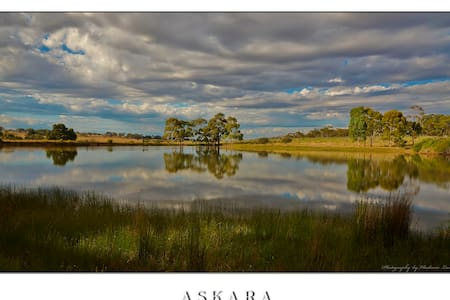 Askara is 'the place to be' and 'feel reborn'!!! - Willunga Hill - Flat