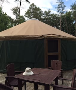 Yurt at Shenandoah Crossings - Gordonsville