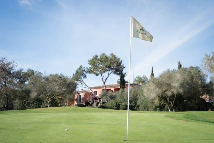 Silvester 2016 Mallorca 1 Woche Golf Marriott 5* - Llucmajor - Hus