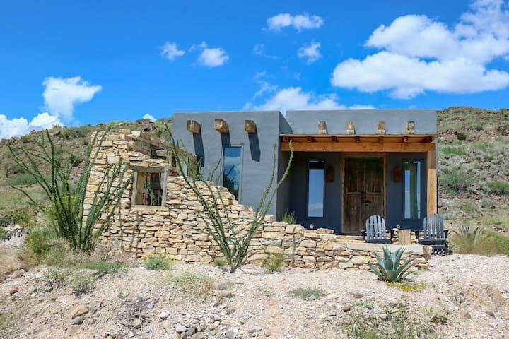 Casa Juni - Nuevo Terlingua