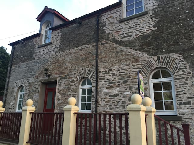 The Drill Hall, Whithorn - Whithorn