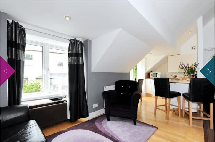 Lovely Oxford Studio Flat - Kennington - Квартира
