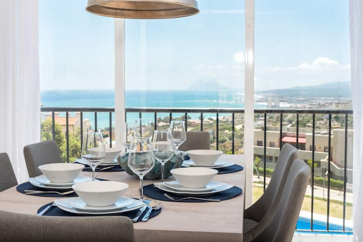 3 Bed Townhouse with spectacular views  Sotogrande