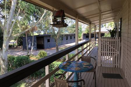 Farmstay close to Murwillumbah. - Tygalgah