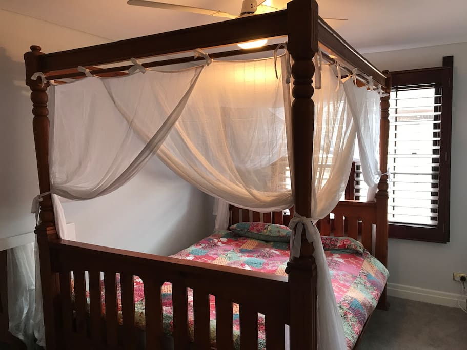 Bedroom two - Queen Bed