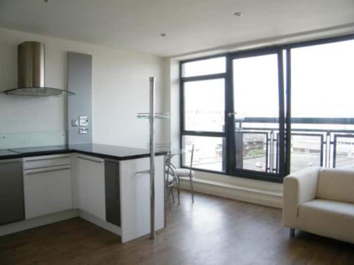 Lace Market Apartment & Balcony