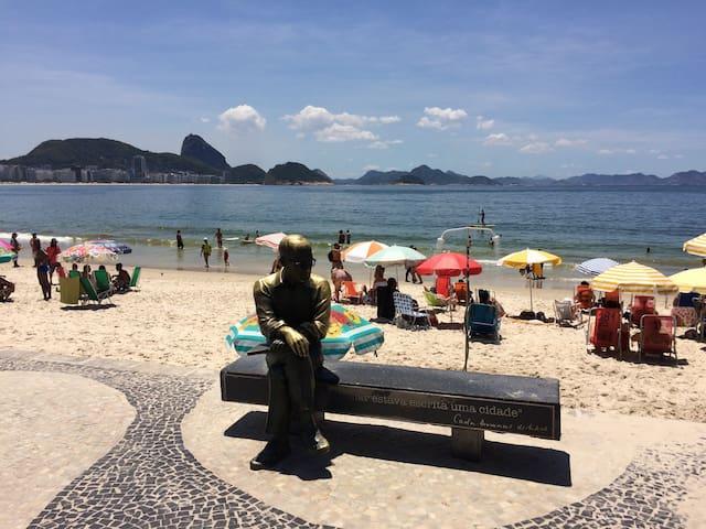 THE BLOCK BEACH- Copacabana Post 6