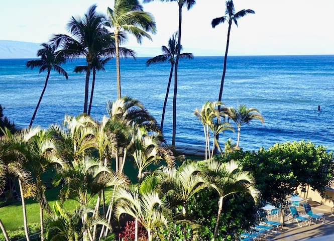 West Maui Romantic, Comfort, Views, Great Reviews!