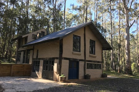 Mountain Ash Mudbrick Cottage