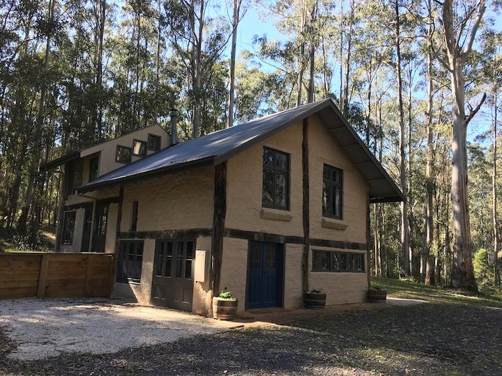 Mountain Ash Mudbrick Cottage
