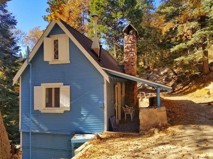 Blue Cedar Mountain - The Huntsman Cabin
