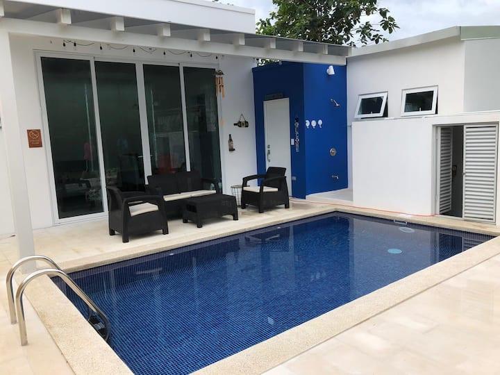 Bahía Ballena Private pool excellent internet!