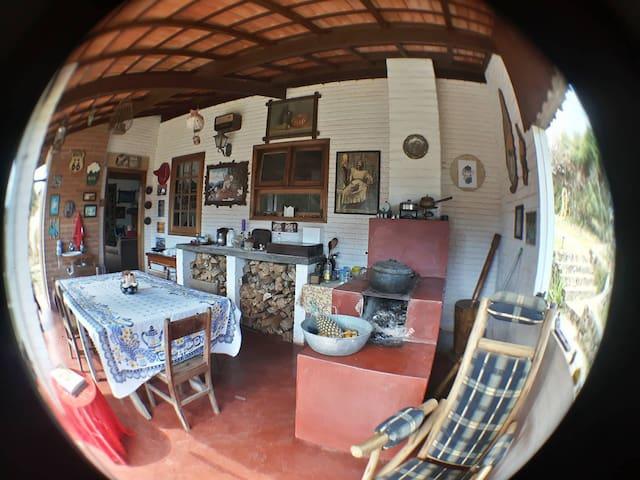 Morada Rancho da Lua - Monte Verde - Appartement