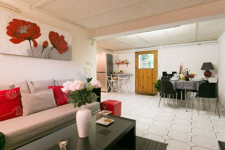 Straregic Place Near Paris ! - Fresnes - Apartament