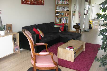 Appartement F3 - 70 m² - balcon vue sur Caen - Byt