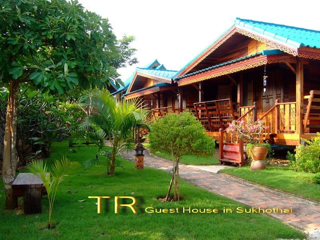 TR Guesthouse_Bungalow - Tambon Thani - Bungalow