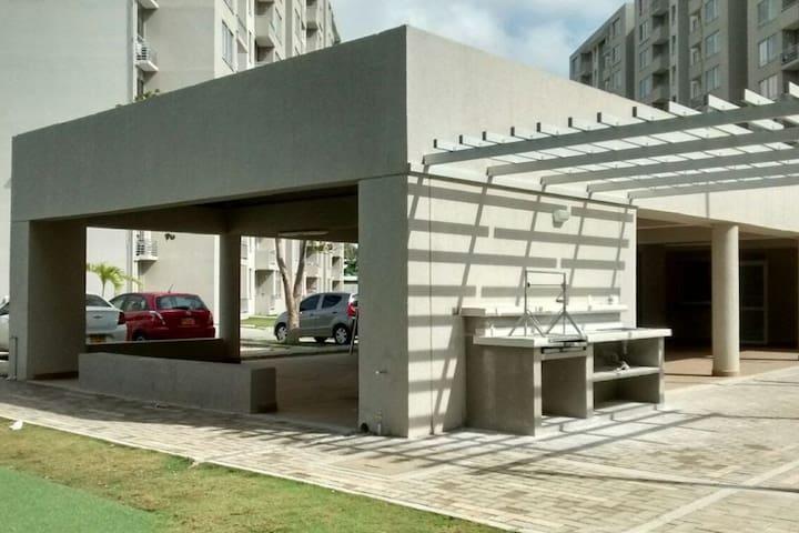 WiFi Exclusivo apartamento IAN Cartagena.