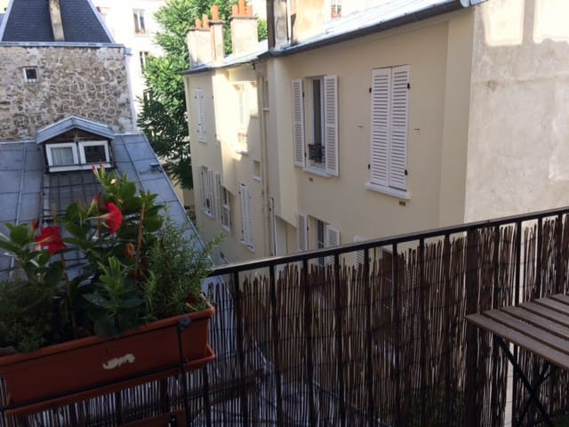 Appartmt aux Batignolles/ Flat in the Batignolles - París - Pis