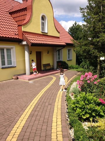 Big Yellow House