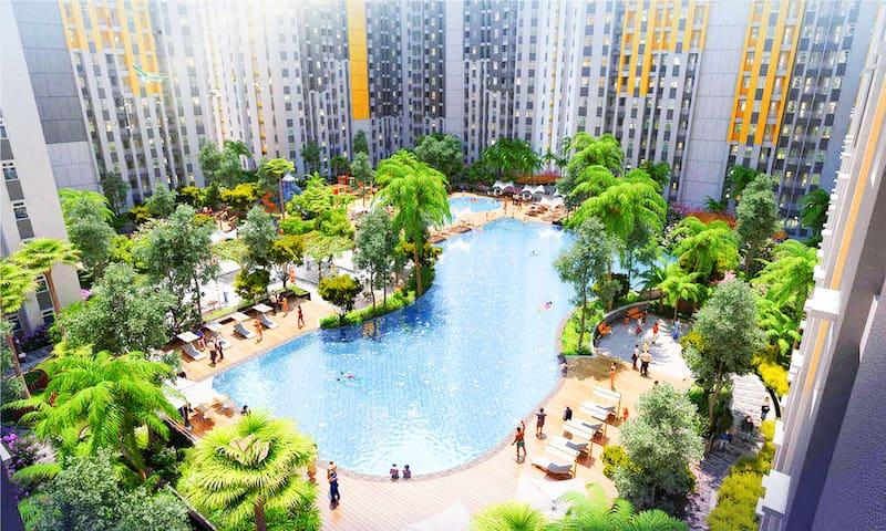 Bekasi Eco Green Apartment